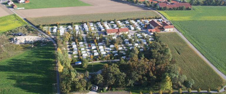 Camping Holmernhof Bad Füssing