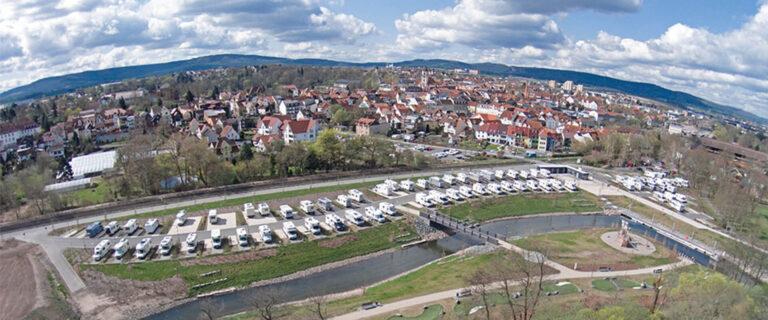 SOLE Reisemobilhafen Bad Salzungen – Eisenach