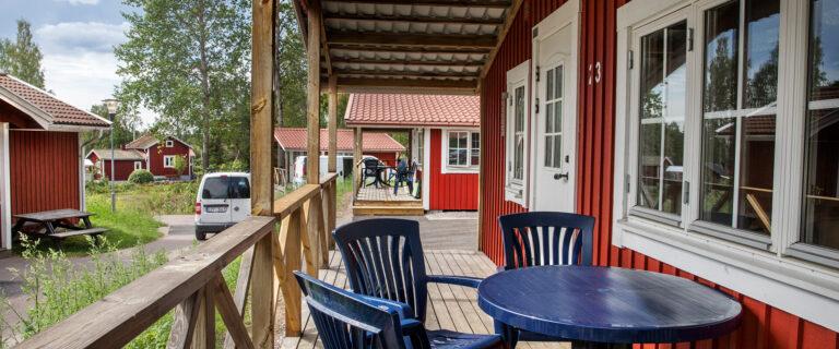 First Camp Lugnet-Falun