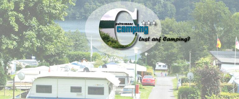 Campingplatz am Pulvermaar