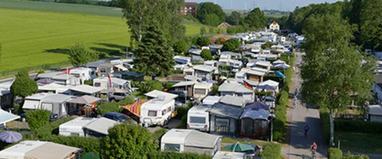 Campingplatz Hofgeismar