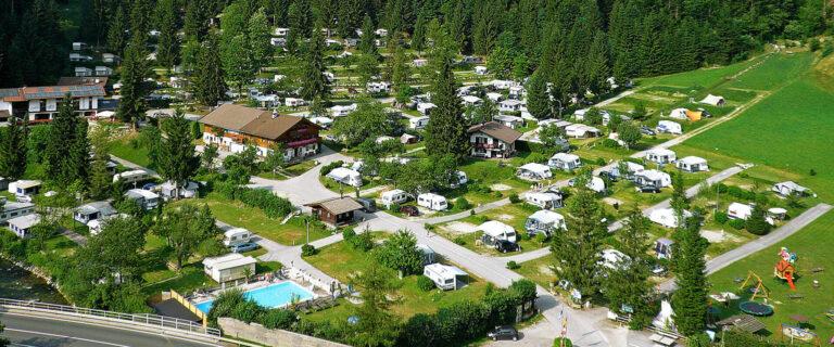 Campingplatz Schlossberg Itter