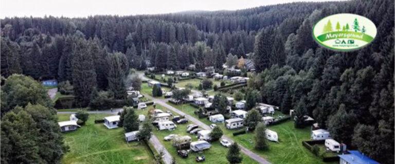 Waldcampingplatz Meyersgrund
