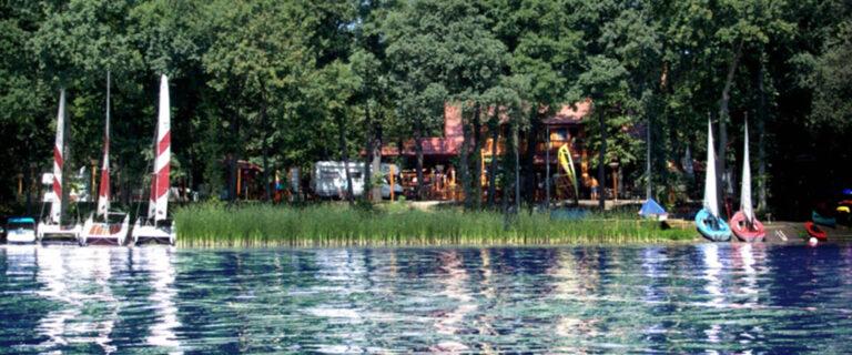Campingpark Sanssouci zu Potsdam/Berlin