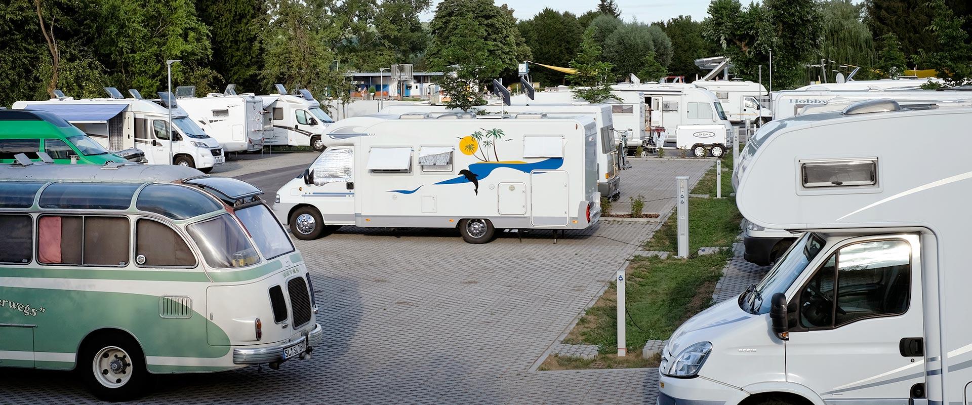 Wohnmobilstellplatz Sinsheim