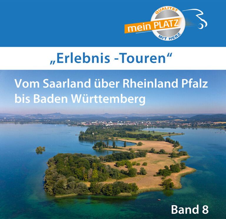 Roadbook von mein-PLATZ vom Saarland nach Baden Württemberg