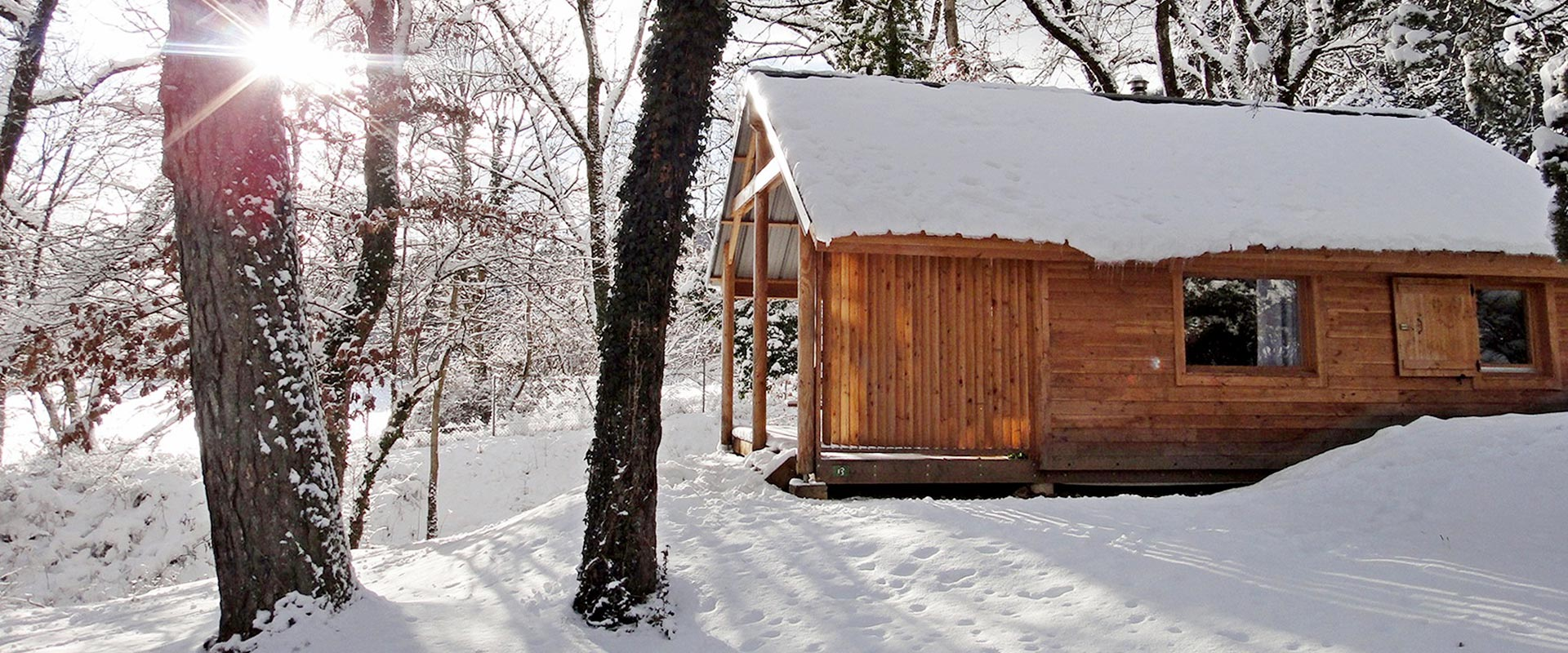Camping Huttopia Divonne les Bains mein-PLATZ