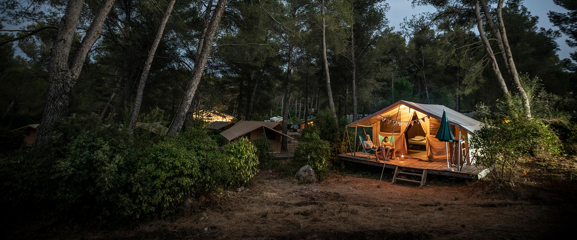 Camping Fontvieille mein-PLATZ