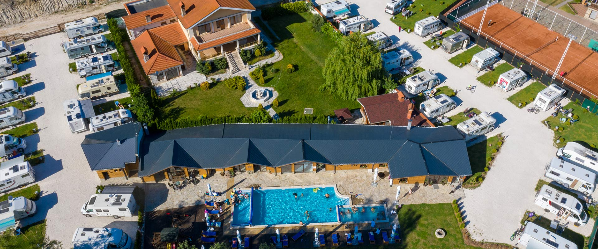 THERMAL CAMPING VELINGRAD
