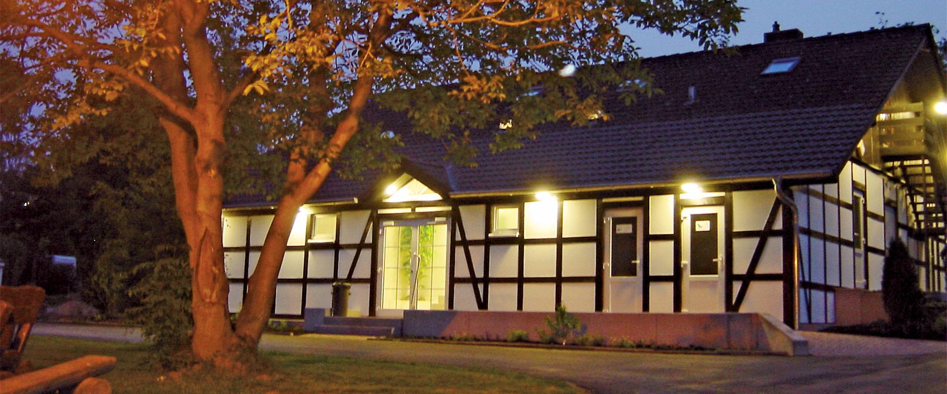 Ferienpark & Reisemobilstellplatz Teutoburger Wald/Barnrtrup