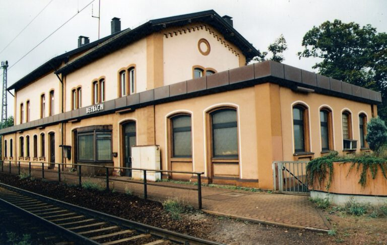 Kulturbahnhof Bexbach