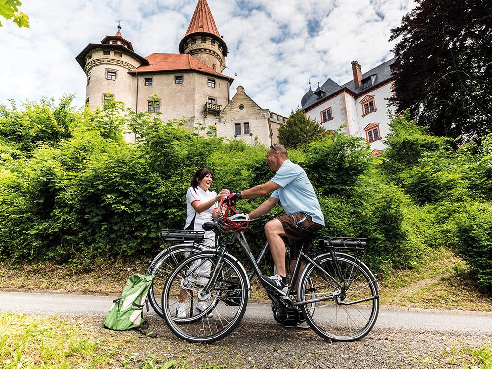 Grenzenlos fränkische Wohnmobiltour
