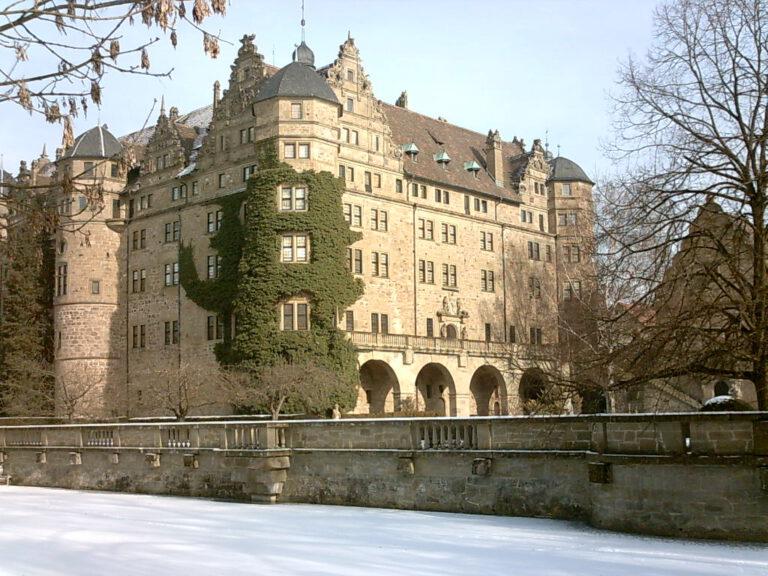 Schloss Neuenstein Öhringen