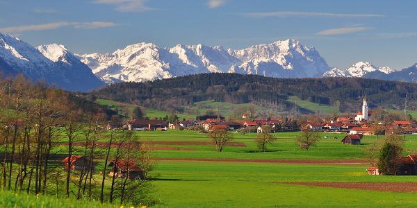 Oberbayern-Route