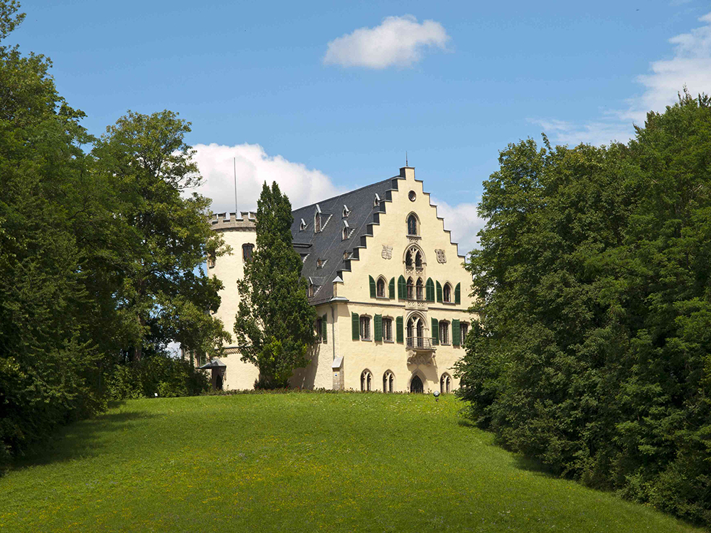 Schloss Rosenau Coburg Rennsteig