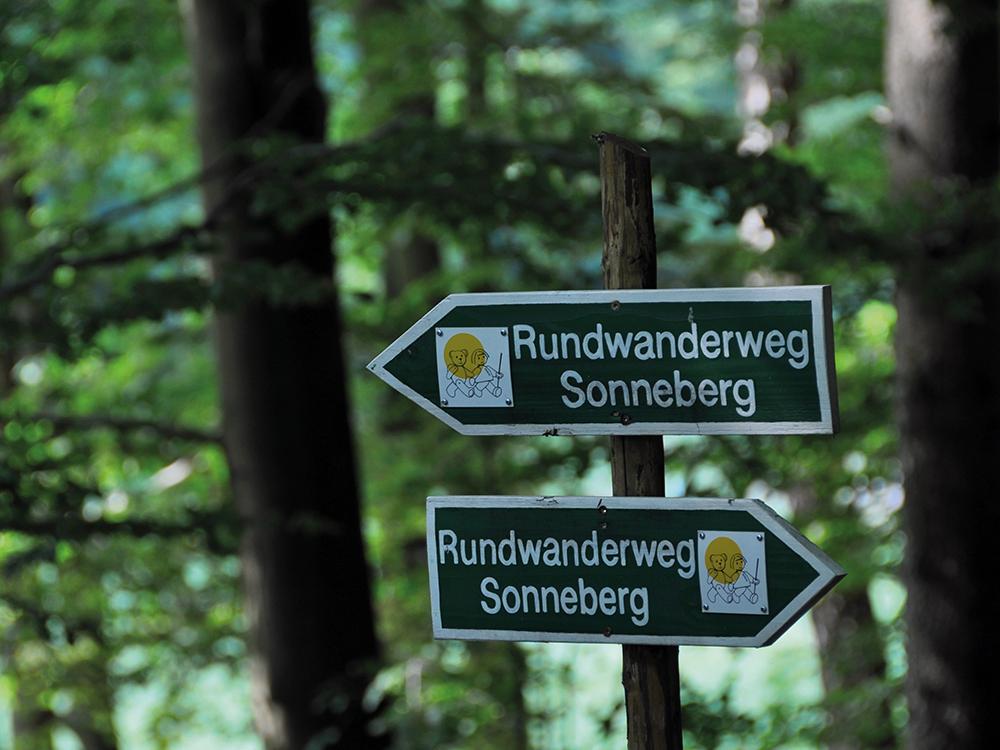 Rundwanderweg Sonneberg